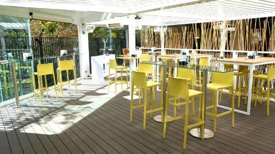 90 Grados Terraza Gourmet 365 Restaurante Afterwork