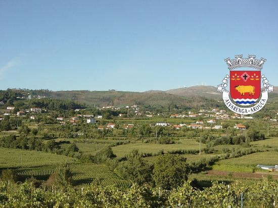 Alvarenga, פורטוגל: Alvarenga, conhecida como Princesa do Paiva, Capital do Mundo e do Bife
