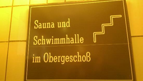 Entrance To Munster Therme Bild Von Münster Therme Düsseldorf