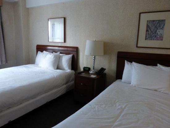 Hotel Edison Times Square: chambre double