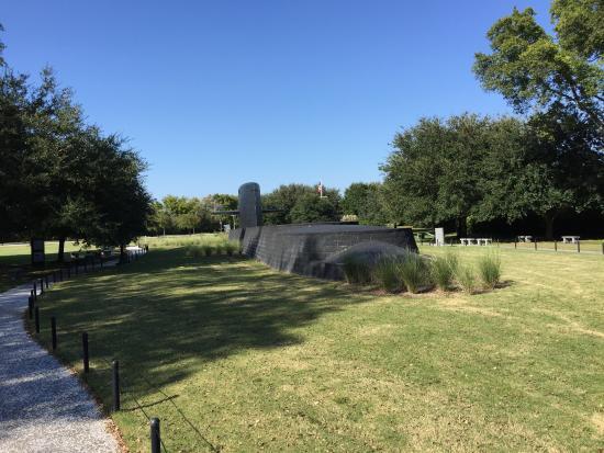 Patriots point Cold War submarine memorial