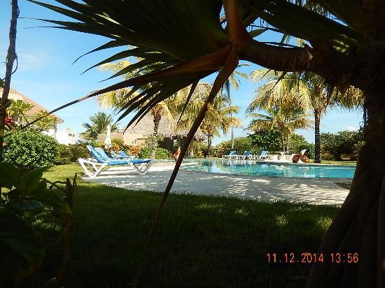 Oasis Cabarete Beach Resort : relax
