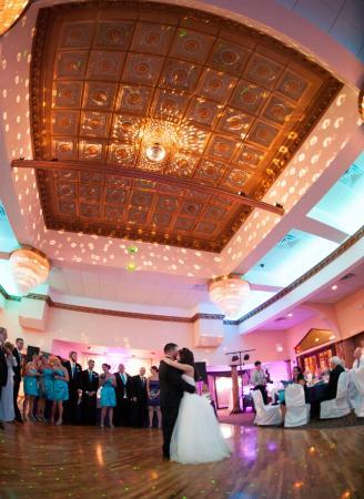 Bolton, CT: Beautiful ballroom