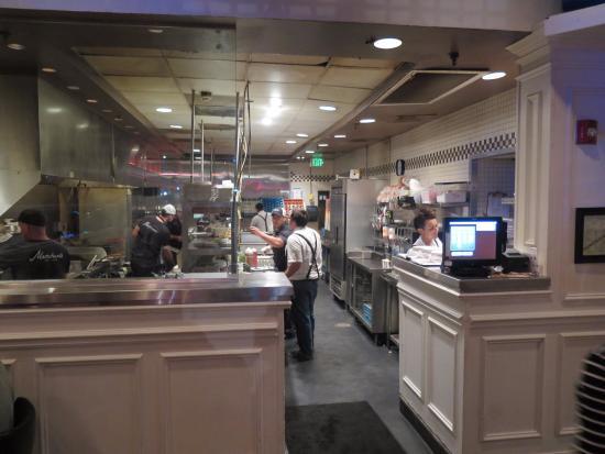 Nice aspect - Picture of Merchants Restaurant, Nashville