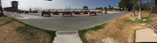 Dana Point, CA: Good running area
