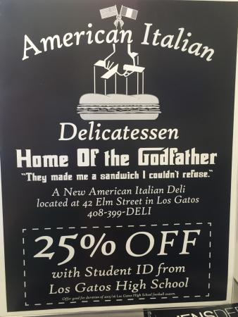 The American Italian Delicatessen