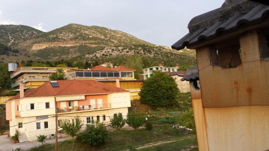 Anemolia Resort : נוף מהחדר