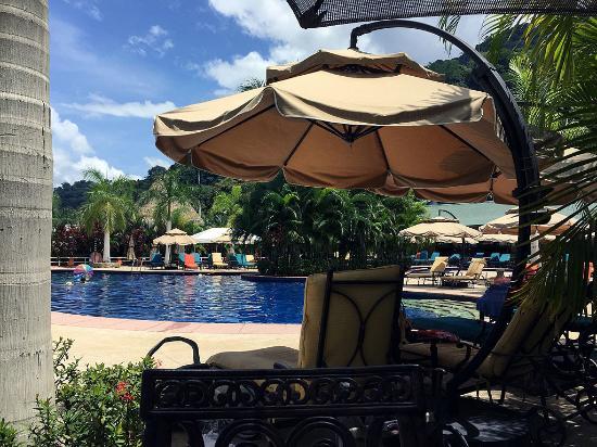 Hotel Casa Roland Golfito: Pool