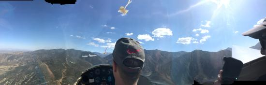 Llano, Kalifornien: Awesome Pilot!