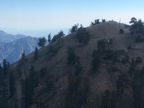 Llano, Kalifornia: Baden Powell Peak