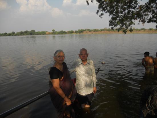 Solapur, Inde : At Sangam, Ganagapur
