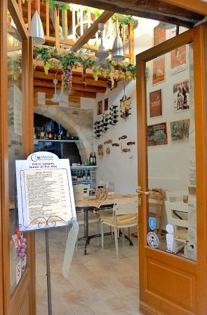 L'Osteria Wine Bar: Osteria: ingresso