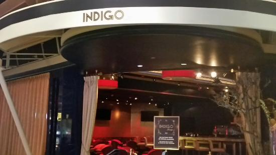 The Indigo Lounge
