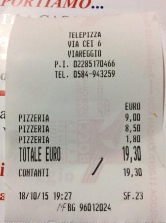 Telepizza Viareggio