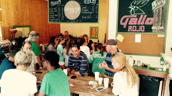 McClellanville, SC: Opening Day!