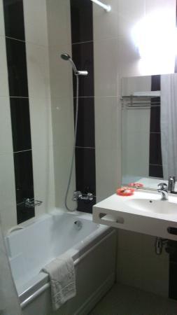 Faleza Hotel by Vega: bathroom room 102