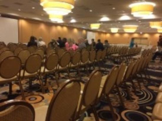 Holiday Inn Chicago Elk Grove: meeting room