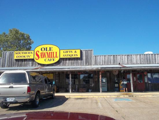 Ole Sawmill Cafe - Picture of Ole Sawmill Cafe, Forrest City