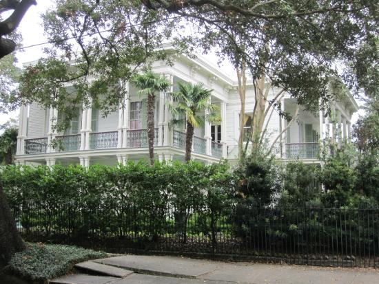 John Goodman S House In The Garden District Picture Of Free Tours
