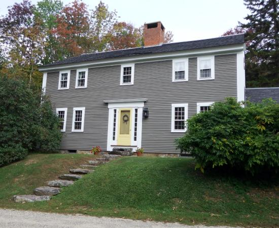 Sandwich, Nueva Hampshire: 1787 Home