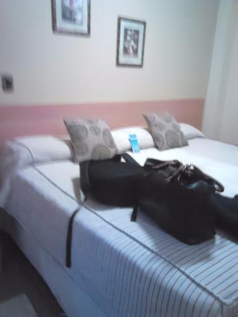 Hotel Mochiks: Comfy bed