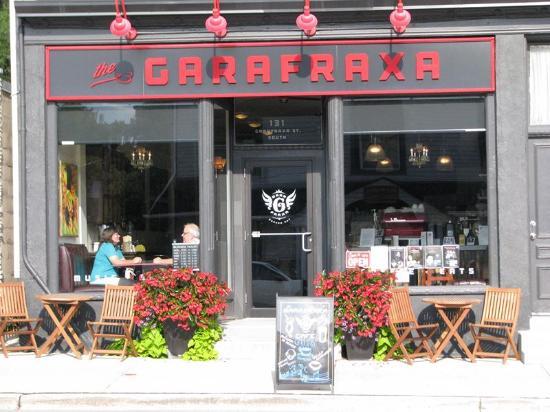 Durham, Kanada: Garafraxa Cafe