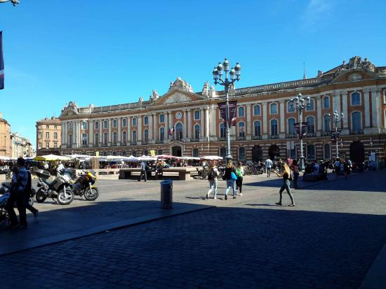 Toulouse Guided Walks : Garonne river