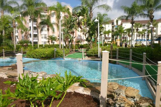 2nd room picture of grande villas resort orlando. Black Bedroom Furniture Sets. Home Design Ideas