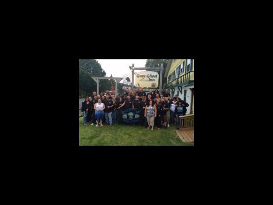 Gray Ghost Inn: our gang