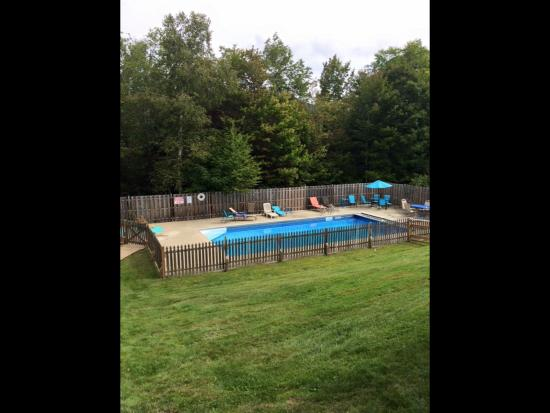 Dover, Βερμόντ: Pool area