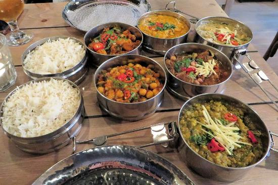 Tiffin Indian Street Food Manchester