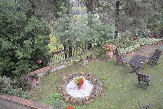 Hotel Vecchio Asilo: Vista desde la habitación