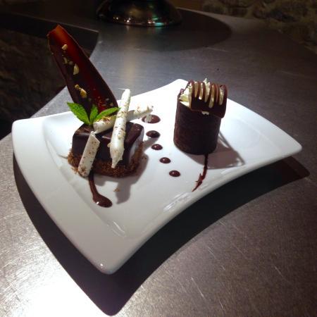 Ceyreste, Γαλλία: Cube de chocolat