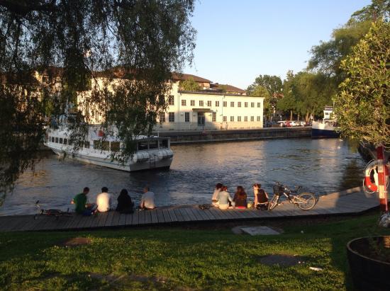 Upsala, Suecia: Парк