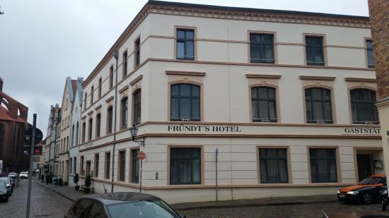 Fründts Hotel: Aussenansicht