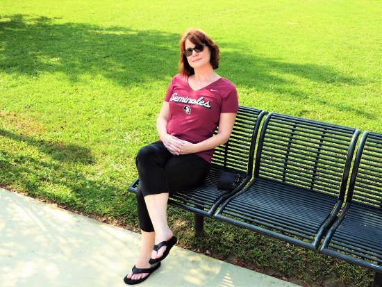 Florida State University: Hottie on campus