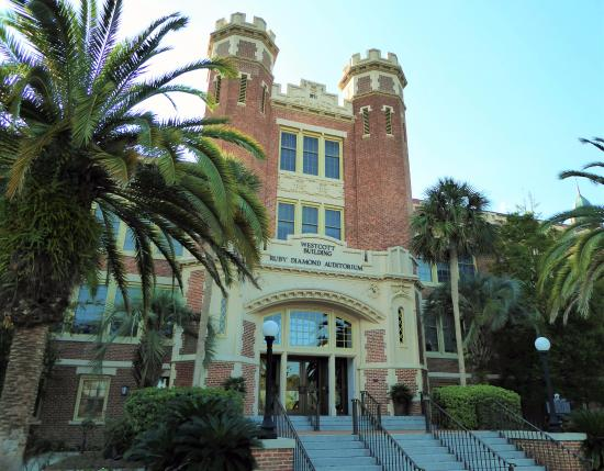 Westcott Building - Picture of Florida State University, Tallahassee