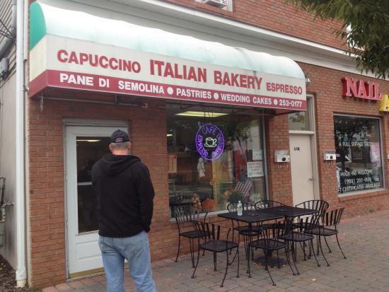 Raritan, Nueva Jersey: Italian Bakery