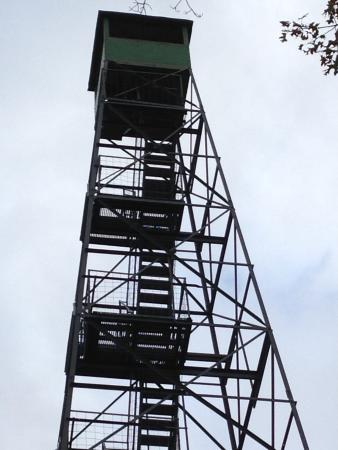 Lake Itasca, MN: Fire Tower