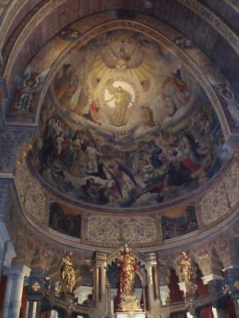 Basilica Del Sagrado Corazon
