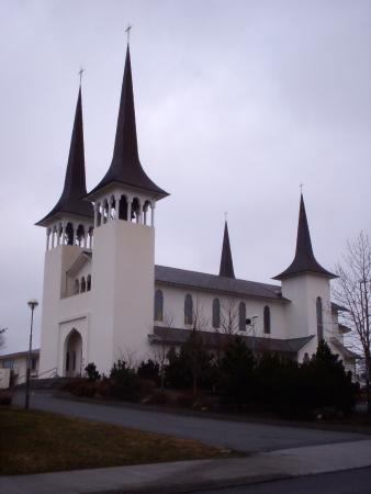 Hateigskirkja Church