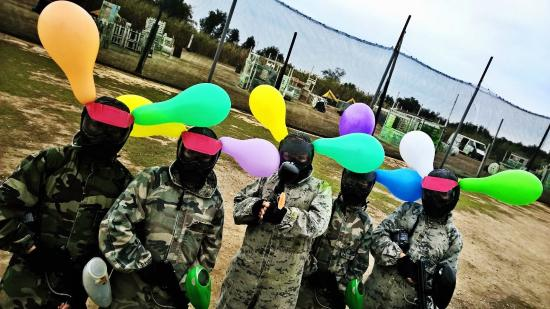 Paintball Factory Torreilles