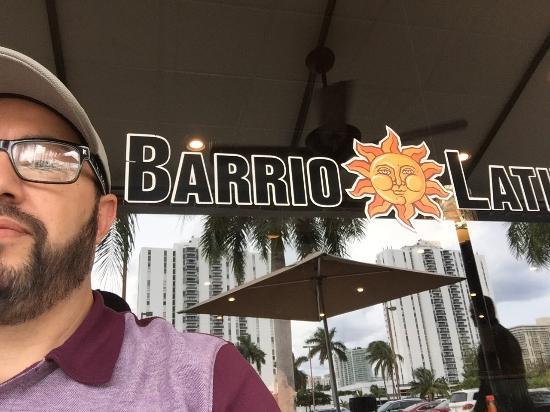 Barrio Latino Photo