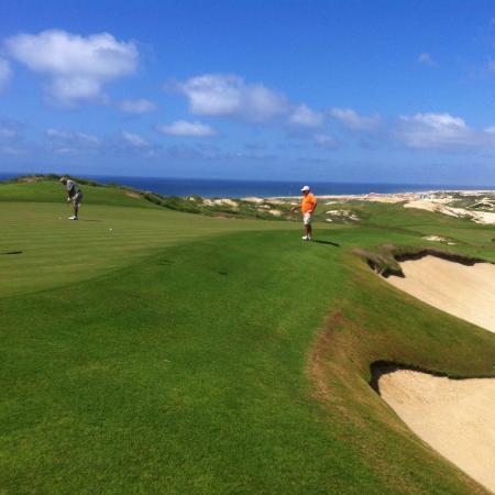 Tiger woods golf course cabo san lucas you