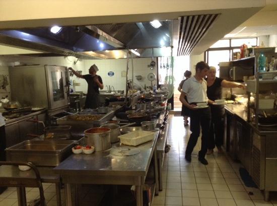 fish  Picture of Ir Rizzu Restaurant, Marsaxlokk