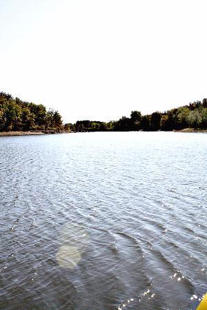 Greenbrier, Арканзас: Lake