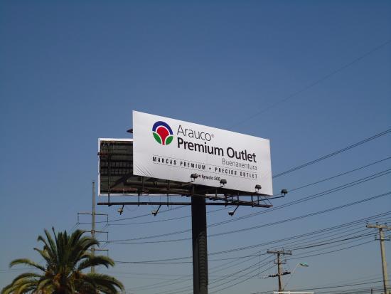 San Pedro de la Paz, Chile: Arauco Premium Outlet