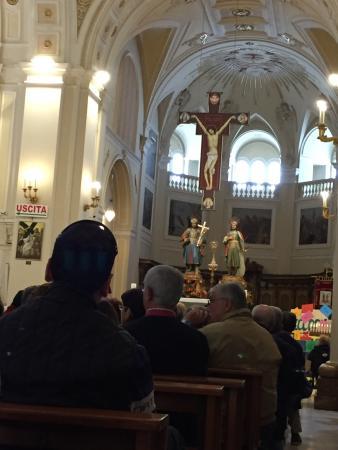 Parrocchia Santuario  Basilica S.S. Cosma E Damiano