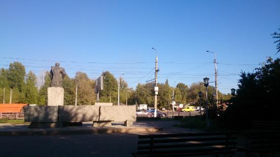 G.K Zhukov Monument
