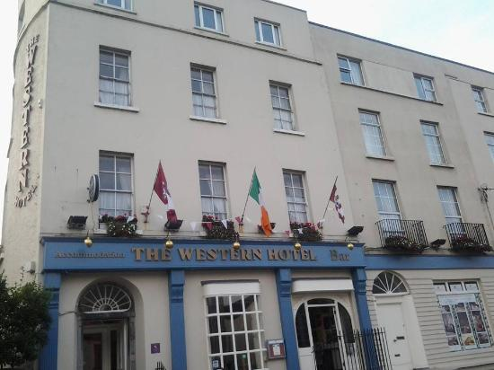 The Western Hotel Picture Of The Western Hotel Galway Tripadvisor